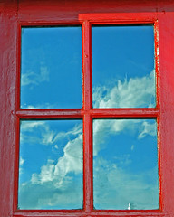 reflection on a red window (Z Eduardo...) Tags: africa blue red sky reflection window glass colors station island madagascar antsirabe supershot mywinners abigfave colorphotoaward superaplus aplusphoto goldenphotographer diamondclassphotographer flickrdiamond platinumheartaward bestcapturesaoi elitegalleryaoi