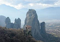 Meteora #5 (Nikolaos Gavrilakis) Tags: meteora monastery μοναστήρι μονή μετεώρα ρουσάνου rousanou
