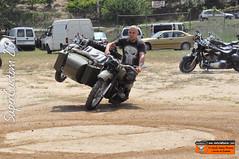 SuperCustom 2011: Demostración Sidecar