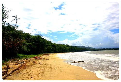 Cahuita beach