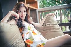[フリー画像] 人物, 女性, アジア女性, タイ人, 201105140300