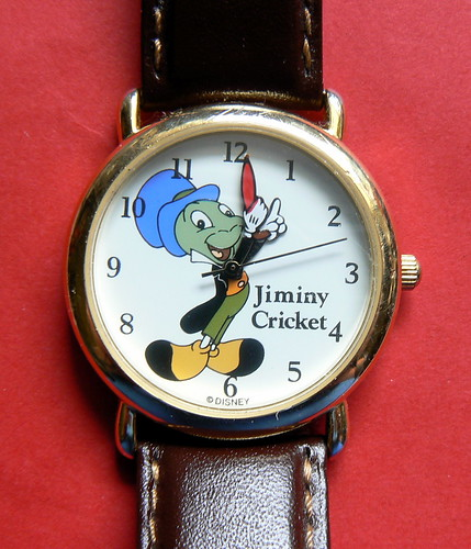Watch – Jiminy Cricket