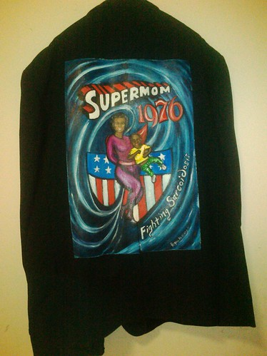 Supermom: A Jacket for Leroy Jones