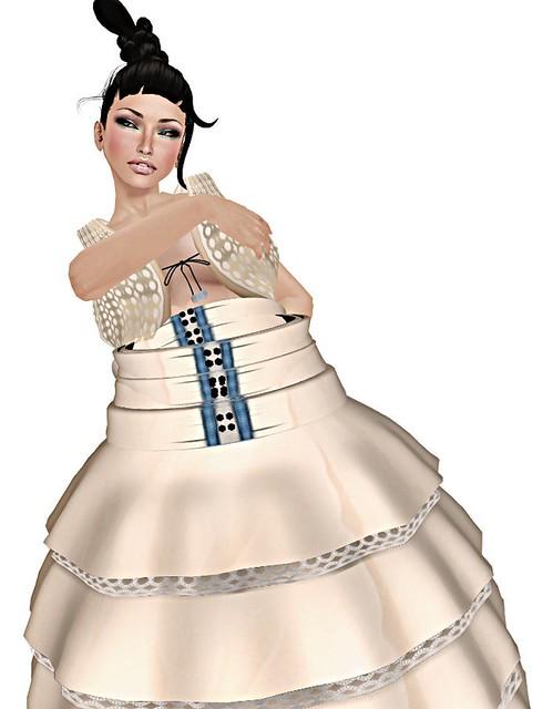 *LpD* - *I'm a Cake* Dress