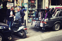 Street life | Beirut, March 2014 (Sebastien BERTRAND) Tags: city canon downtown citylife streetphoto beirut ville beyrouth liban photoderue eos40d canon40d fotomato sebfotomato sébastienbertrand streetsofbeirut sebastienbertrand