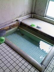 瀬見温泉:共同浴場