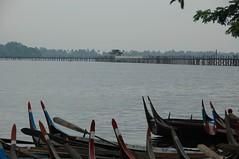 DSC_0547 (becklectic) Tags: boats myanmar 2007 teak amarapura ubeinsbridge