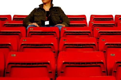 ¿Dónde están todos? Foto cortesía de *sean