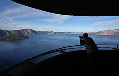 Sinnott Memorial Observation Station (4Durt) Tags: nationalpark craterlake w9jim sinnottmemorial observationstation curttoumanian photodomino496 liveimax