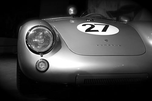 Classic Porsche Spyder