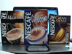 Nescafé power user!