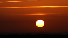 African Sunset - Well, almost LOL...:O) (law_keven) Tags: sunset red fab england sky orange sun london yellow clouds richmond soe richmondpark outstandingshots shieldofexcellence platinumphoto excellentphotographerawards
