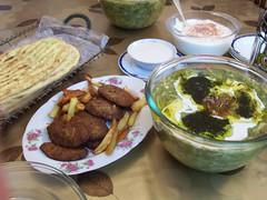 iranian food      سفره ایرانی (Nahidyoussefi) Tags: iran iranian ایران iranianfood ایرانیان