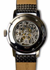 The NakedWatch® Tailored Tourbillon Skeleton 3