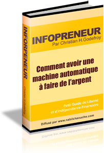 ebook Infopreneur gratuit