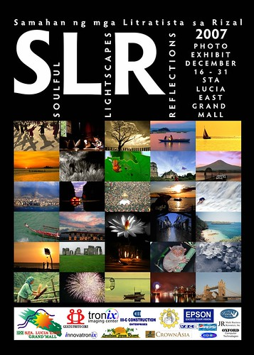 The Best of SLR 2007 Photo Exhibit