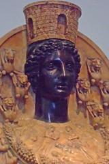 Cabeza de diosa