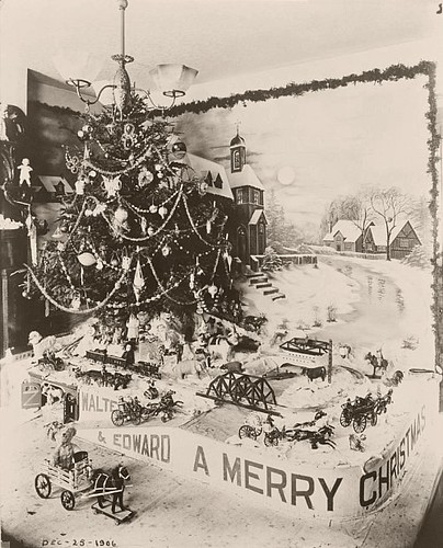 christmas tree wheeling wv 1906