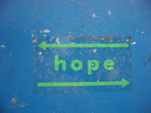 Hope. Which Way?