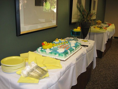 Things Left Unsaid Baby Shower In The Conference Room Unskinny