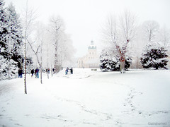 Snow in Charlottenbourg_2