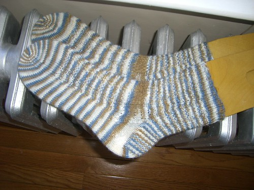 Thistle Socks Whole Pair