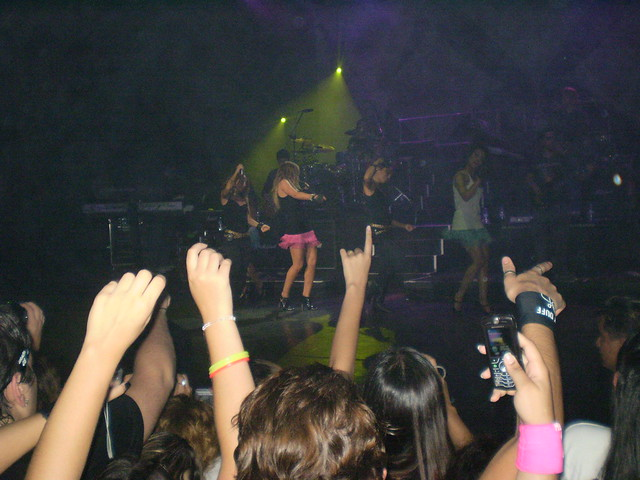 Show Hilary Duff 21/01/2008 - Sao Paulo/Brasil by Bruno Canhete