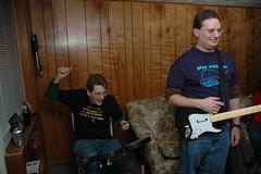 DSC_9977 (rmkooi) Tags: xbox360 alex dave john tara ryan rita jeremy videogames lori patty rockband duc wii wintereenmas