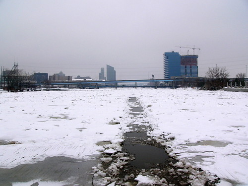 Grand River, February 4 2008 by John Winkelman, on Flickr
