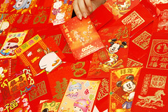 Day 131: Red packets please! (ansy) Tags: red money gold hand hellokitty cartoon chinese chinesenewyear cny mickeymouse lookatme 365 mymelody ansy redpackets redenvelopes  redpacket project365 365days  redenvelop  cny08