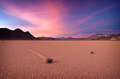Racetrack Playa (sandy.redding) Tags: california landscape nationalpark desert blogged deathvalley racetrackplaya deathvalleynationalpark devilsracetrack dvnp naturescall explored tokinaatx124prodx shotwithmikebyrne goldstaraward shotwithstevemendenhall shotwithrogermoorehead highdesertdigital