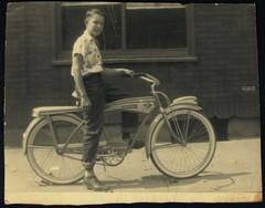 Meinert's Bike (moedonno) Tags: bike bill rizzo meinert