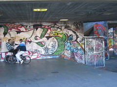 South Bank Graffiti V