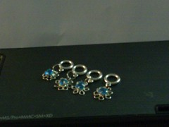 stitchmarkers4 018 (crochet-along) Tags: knitting crochet knit craft jewellery yarn crocheting stitchmarkers