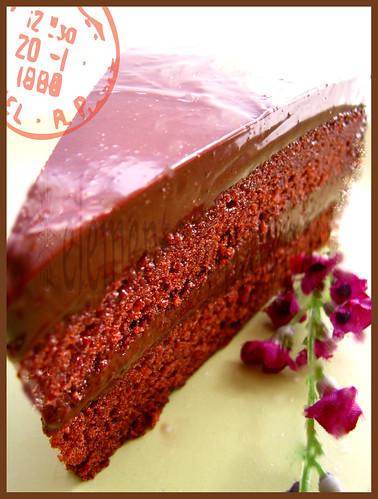 Choc Truffle Cake