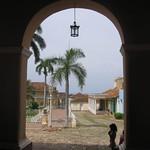 Trinidad: Vista hacia la plaza principal