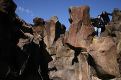 Fossil Falls, Inyo County (ruperthemoose) Tags: sunday volcanic fossilfalls inyocounty
