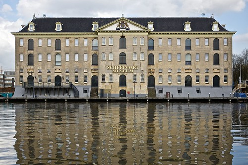 Nederlands Scheepvaart Museum por liber.