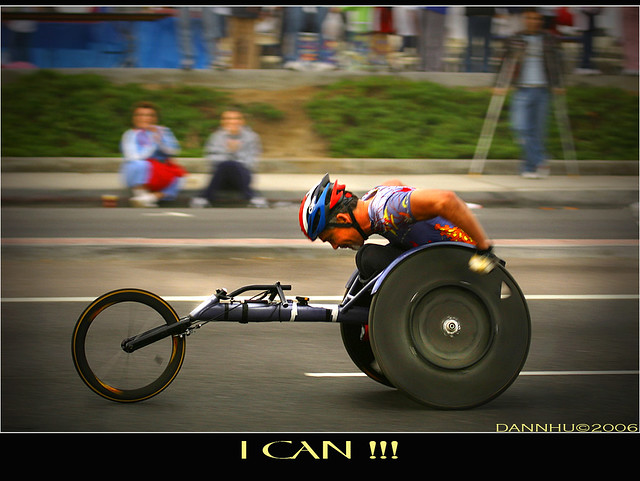 I CAN !!! by Dan T Nhu