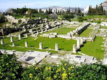 Pompeión, Atenas, Grecia