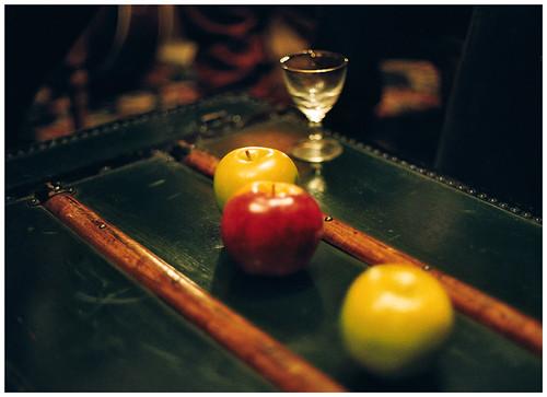 kızaran elmalar