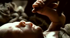 What a beautiful child. So young, so alive, so unaware of how precarious life can be. (appelogen.be) Tags: namethatfilm perfumethestoryofamurderer ntf:guessedby=peternoster