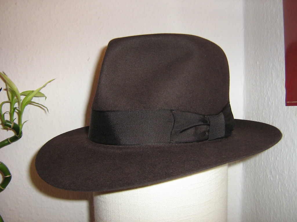 4dc58ed073f4c What Fedora Do You Own   Archive  - The Raven