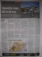 «Aposta nas bicicletas»