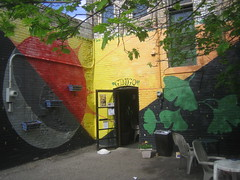 Ginkgo's Mural