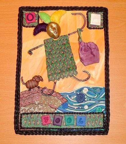 The Fool Tarot Art