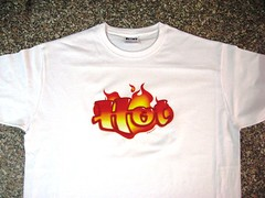 T-shirt Hot