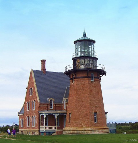 The SouthEast Lighthouse on Block Island