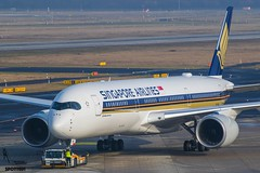 Singapore Airlines / 9V-SMJ / Airbus A359 / EDDL-DUS / © (RVA Aviation Photography (Robin Van Acker)) Tags: planes trafic airlines avgeek airliner outdoor airplane aircraft vehicle jetliner jet jumbo air photography aviation avitionphotography düddeldorf airport