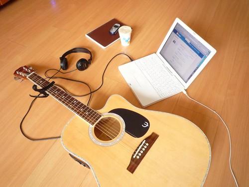 Music workspace